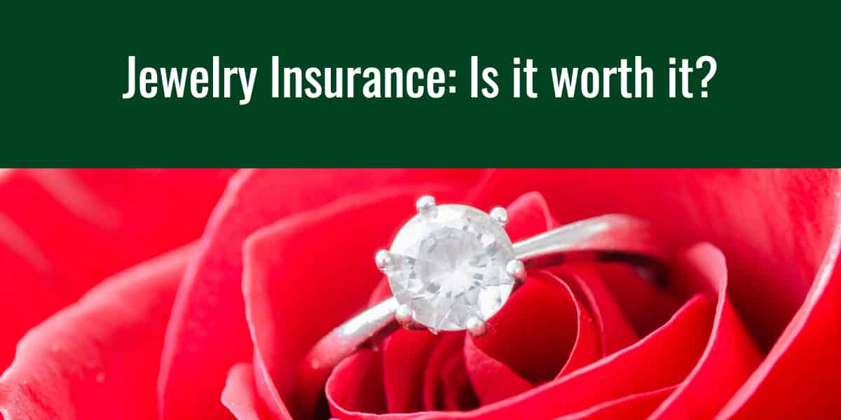 Is Insuring Your Jewelry Worth The Money Gold Thumb Jewelry